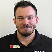 Parts Manager - Tanner Ellis