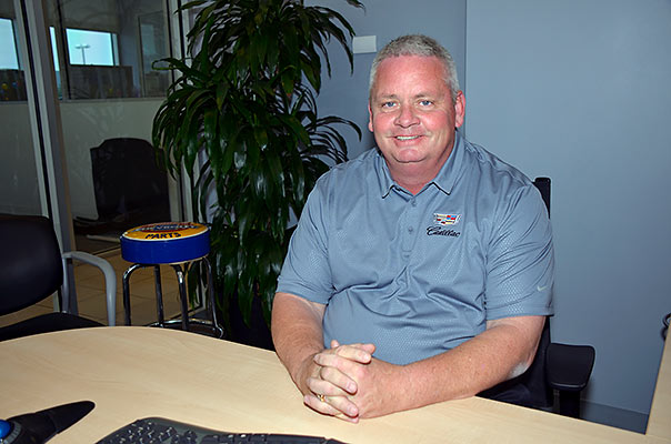 Stephen Wade Cadillac >> Meet Our Team - Stephen Wade Chevrolet Cadillac